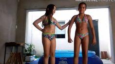 Desafio da piscina challenge pool best friends # 13