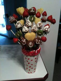 my own edible arrangement