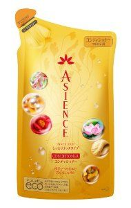 KAO Asience Inner Rich Hair Conditioner - 400ml Refill by Asience. $21.10. From Japan, a conditioner made especially for the needs of thick hair and hair that suffers from coloring, perming, styling, braiding and drying.. Camellia oil and ginseng extract help the hair retain moisture, and restore suppleness within the hair follicle. Camellia oil in particular has long been used in Asia to nourish the hair and skin, as it is an extremely well absorbed and natural oil ex...