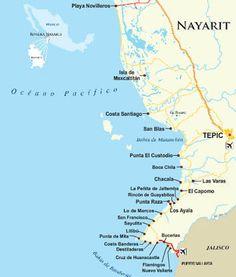 Resultado de imagen para riviera nayarit islas marietas