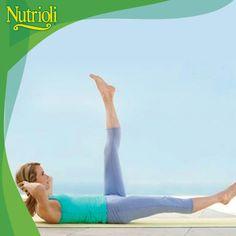 ¡Tonifica tu cuerpo con un poco de Pilates!