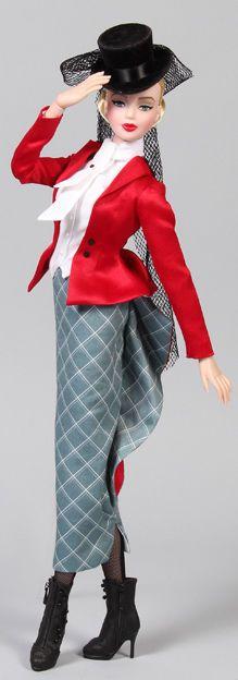 2014 Horsman Vita Equestrienne Dressed Doll #29003 Mint in Box Looks Like Gene  #HorsmanLTD