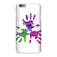 """Dare to Be Different"" Special Needs Cell Phone Covers"