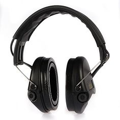 MSA Sordin Supreme Pro X – Premium Edition – Electronic Earmuff with black leather band, black cups and gel seals fitted  http://www.cheapindustrial.com/msa-sordin-supreme-pro-x-premium-edition-electronic-earmuff-with-black-leather-band-black-cups-and-gel-seals-fitted/