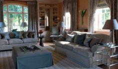 London Traditional sitting room interior design ideas