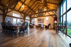 Dry Creek Barn - Heritage Restorations