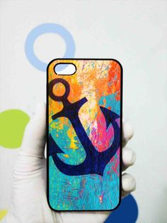 Anchor Colorful iphone 4/4s case