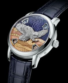 Vacheron Constantin Metiers d'Art Gyr Watch