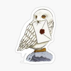 Stickers Harry Potter, Images Harry Potter, Harry Potter Cartoon, Harry Potter Printables, Theme Harry Potter, Harry Potter Drawings, Harry Potter Aesthetic, Hedwig Harry Potter, Harry Potter Sketch