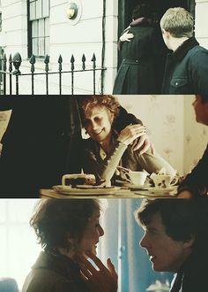 Sherlock & Mrs. Hudson