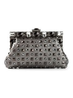 Shop Dolce & Gabbana 'Sara' clutch in Helmè from the world's best independent boutiques at farfetch.com. Over 1000 designers from 300 boutiques in one website.