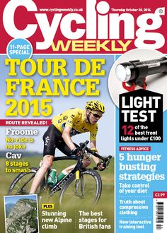 Get your digital subscription/issue of CYCLING WEEKLY-October 30 2014 Magazine on Magzter and enjoy reading the Magazine on iPad, iPhone, Android devices and the web. Upper Glute Exercises, Cycling Weekly, Hiit Program, Cycling News, Weekly Specials, Weight Loss, Lose Weight, Jokes, Advice