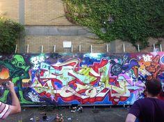 http://1netrickpony.blogspot.co.uk/  Street Art London  Burner  ONE TRICK PONY