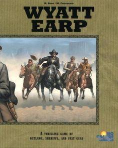 Wyatt Earp | Image | BoardGameGeek