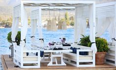 wedding table @ kuum bodrum