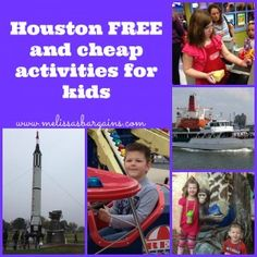 #Houston FREE and Cheap Activities for Kids!  #freebies #staycation