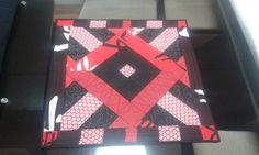 First steps in the wonderful quilting world...