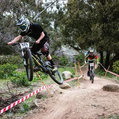 MTB races at the YouYangs. #MTB #YouYangs #YouyangsMTB #Victoria #downhill #bikes #outdoors