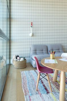 Children's Room in New York, NY by Ashe + Leandro