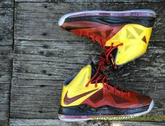 official photos 692a1 26ef4 Nike LeBron X Chamber Of Fear Haters Nike Hoodie, Nike Leggings, Nike  Workout,
