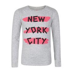 WE Fashion T-shirt korte mouw | Winter collectie | kleertjes.com #Newyork #fashion #kids #kinderkleding #kidsfashion #meisjeskleding #girls #trends
