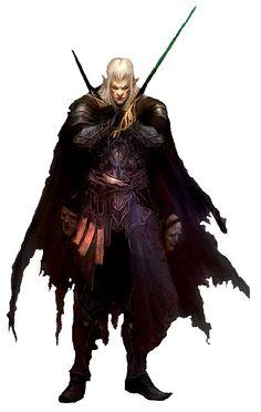 m Elf Rogue Assassin Plate 2 Swords Cape hilvl traveler masks