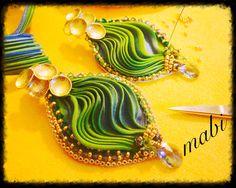 Shibori silk by Mabi (Marcella De Gennaro) Shibori, Swarovski, Silk, Silk Sarees