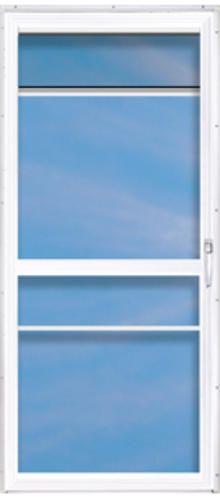 menards screen doors. ChamberDoor Classic 36  x 80 Aluminum Splitview Storm Screen Door Reversible Swing Larson Lakeview ScreenAway Nickel Bevel