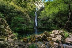 Hidden Beauty, Spain Travel, Things To Do, Spanish, Waterfall, Places To Visit, World, Nature, Outdoor