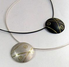 Denise Brown Pendants