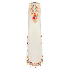 An ethnic print maxi is sure to make a statement at every event on your summer agenda.