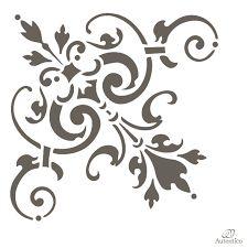Képtalálatok a következőre: stencil decor