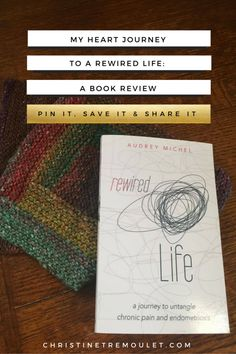 My Heart Journey to a Rewired Life