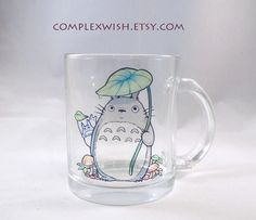 Mon voisin Totoro clair tasse 11oz par complexwish sur Etsy