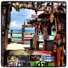 BOMBA SHACK - Tortola, British Virgin Islands