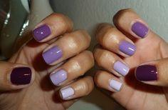 Purple Ombre http://couturecult.blogspot.com/  https://www.facebook.com/couturecultblog