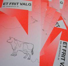 Koncept til Dansk Landbrugsrådgivning/ Udarbejdet af grafisk designer Anne Mark Møller / Designbureauet Anetmai