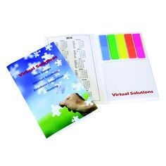 Our Sticky Smart organiser is the perfect classroom mate! 135 x Laminated full colour card cover contains five 25 sheet plain index tabs and one 75 x 25 sheet sticky note pad printed one colour to each sheet. Promotional Clothing, Quick Quotes, University Life, Internet, Business Gifts, Color Card, Sticky Notes, Corporate Gifts, One Color