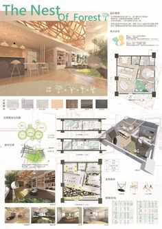 ideas for design poster architecture presentation boards Interior Architecture Drawing, Architecture Panel, Architecture Portfolio, Architecture Design, Presentation Board Design, Interior Design Presentation, Architecture Presentation Board, Portfolio D'architecture, Mise En Page Portfolio