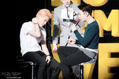YooSu at JYJ FM 2015 ❤️ JYJ Hearts