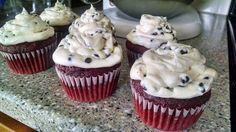 Cupcakes Take The Cake: Test Kitchen: Godiva Red Velvet Cupcake Mix