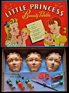 Little Princess Beauty Parlor