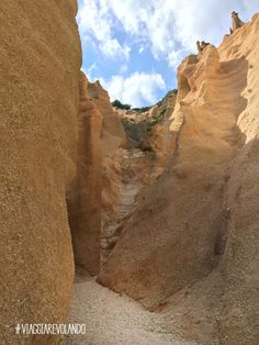 Lame Rosse - Canyon