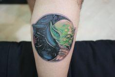 #Geek Nerd #StarWars #Tattoo