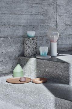 Finnish design in Habitare Photo:Suvi Laine, Styling: Jenni Juurinen What Is Scandinavian, Scandinavian Design, Everyday Objects, Wall Lights, Jenni, Finland, Bathroom, Crafts, Home Decor