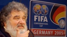 Chuck Blazer: Banned FIFA executive dead at 72