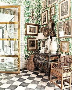 """7,088 Likes, 63 Comments - @vogueliving on Instagram: """"INTERIORS: Spanish anitques dealer Lorenzo Castillo has a long and fascinating history, and so does…"""""""