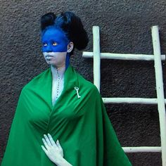 "From the collection ""The World is Nine""2016----Aida Muluneh #bodypainting #africancitylife #addisababa #ethiopia"