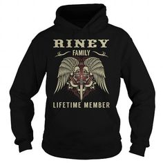 I Love RINEY Last Name, Surname Tshirt T-Shirts
