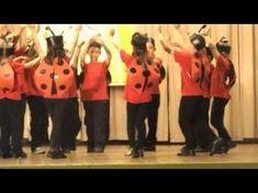 1A osztály Katica tánc - YouTube